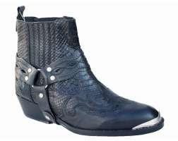 Santa Fe Leather Ankle Western Boot by Santa Fe SERP1