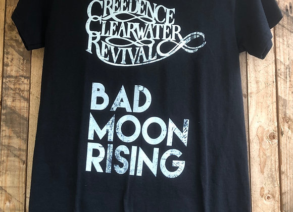 CCR Bad Moon Rising T-Shirt  MU002