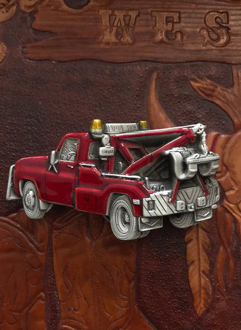 Red truck buckle (BU15)
