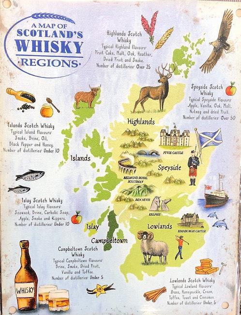 Scotland whiskeys