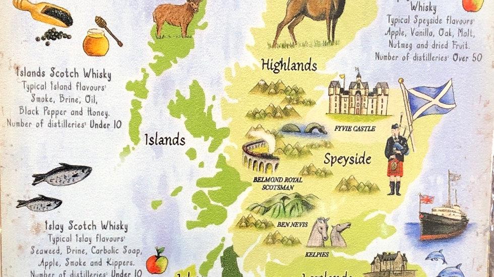 Scotland Whiskys