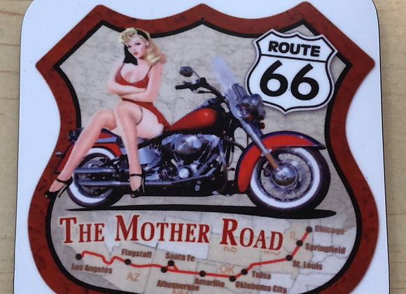Mother Road Coaster