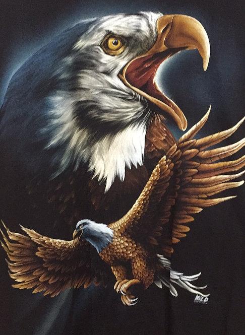 Wild t-shirt Eagles