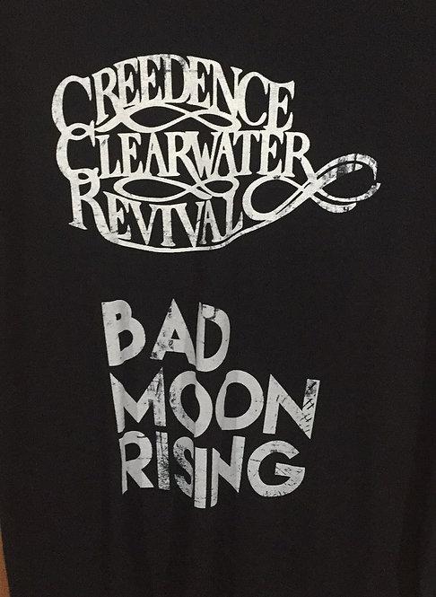 Bad Moon Rising CCR t-shirt