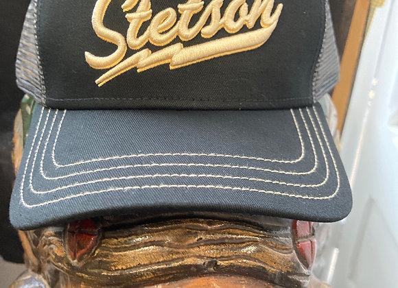Stetson trucker cap - Heritage Black