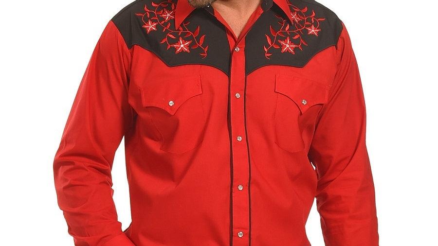 Ely Western Cowboy Shirt    E02