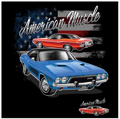 American Muscle (USA13)
