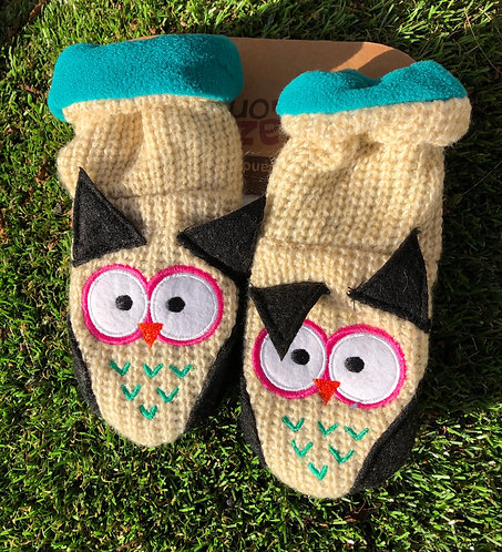 Owl woodland Slippers by Lazy One