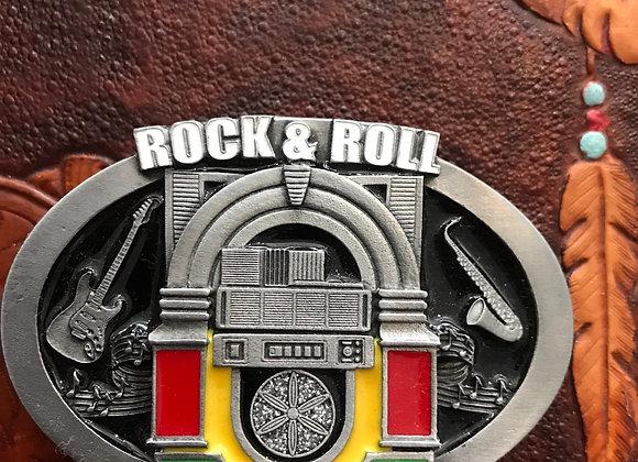 Tanside Rock & Roll Legend Buckle (BU12)