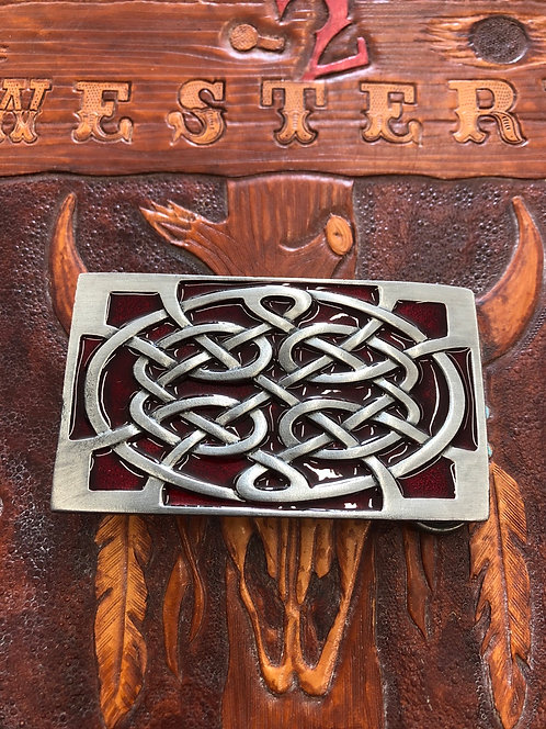 Celtic knot Belt Buckle (BU1)
