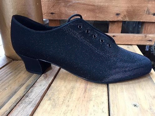 Top line Sparkly Dance Shoe