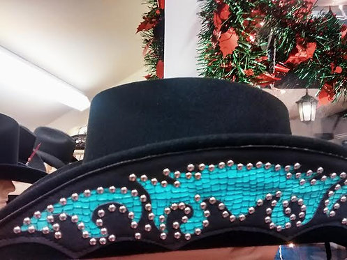 Shapeable Western Hat, Natural Beauty   HB13
