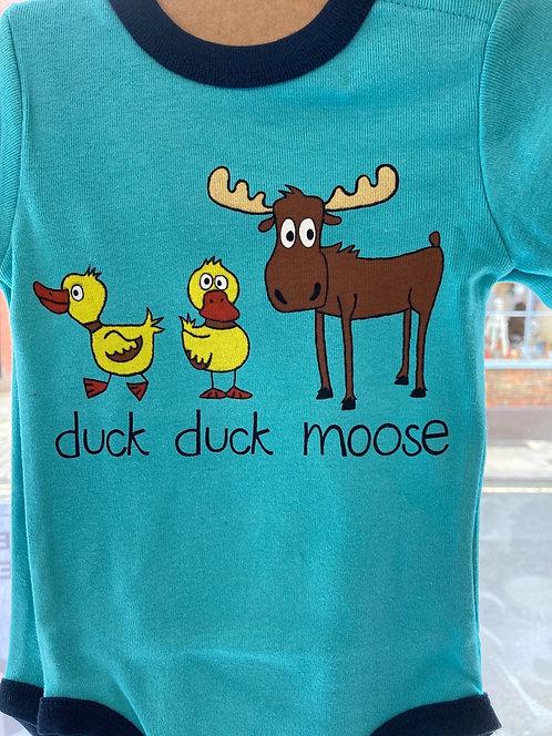Baby Grow - Duck Duck Moose