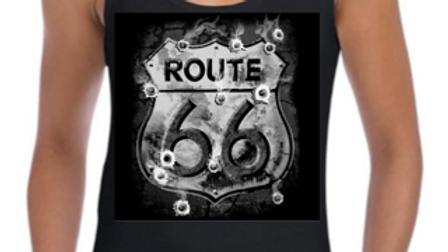 Route 66 Bullet Ladies vest (USA16)