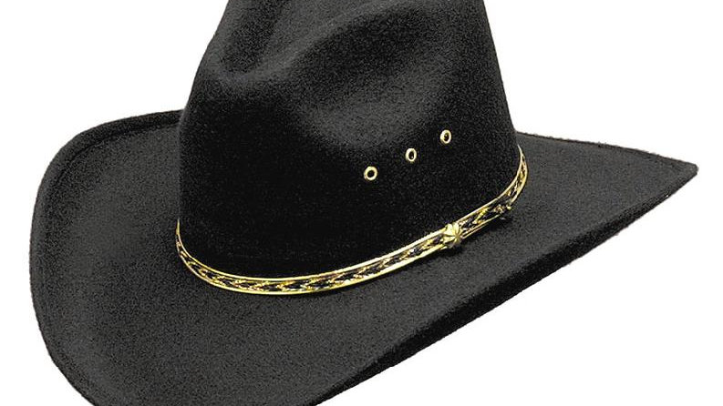 Western Express Pinched Front Cowboy Hat