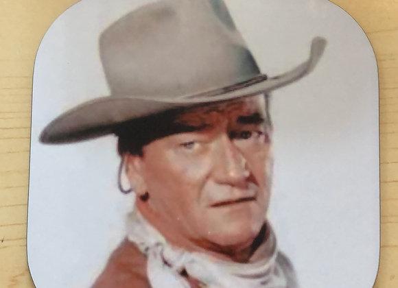 John Wayne Coaster