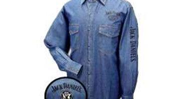 Jack Daniels Denim Shirt