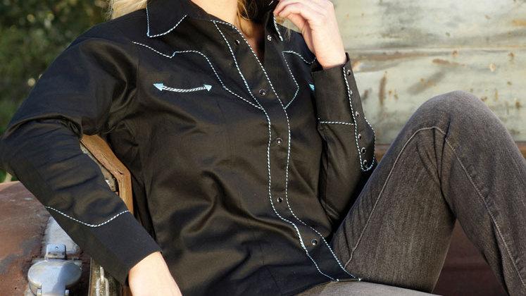 Stars & Stripes Western Shirt    Daisy
