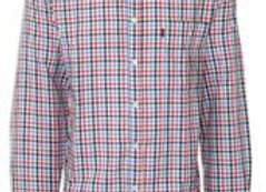 Checked Shirt by Champion Reds