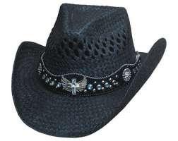 Long Live Rock Cowboy Hat (by Bullhide)