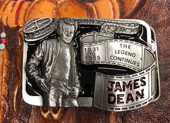 James Dean Limited Edition Belt Buckle  (BU20)