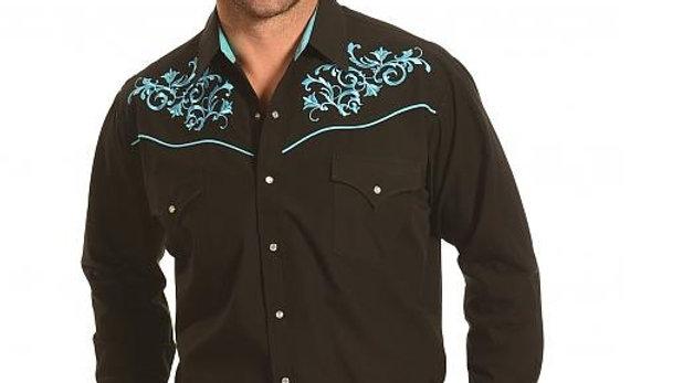 Ely Western Cowboy Shirt        TS001