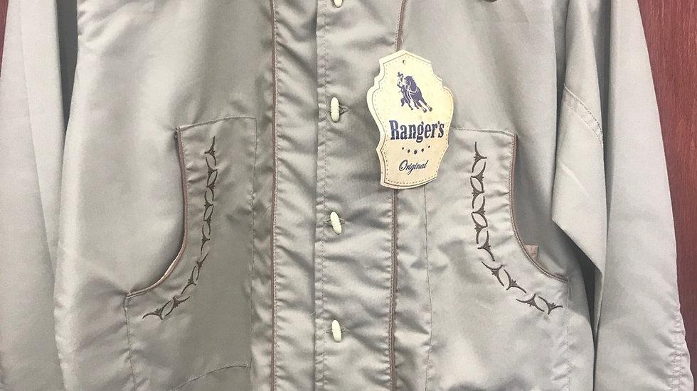 Rangers Western Shirt R03