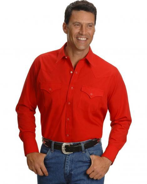 Ely Western Cowboy shirt    E03