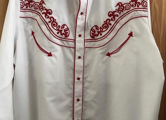 Rangers Western Shirt    R02