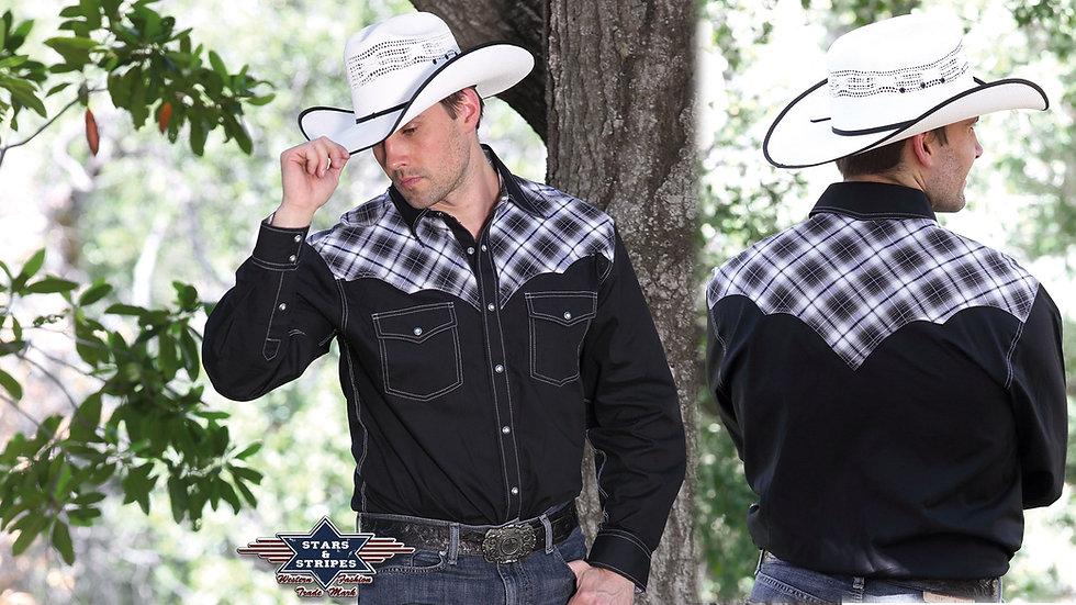 Maddox Western Shirt by Stars & Stripes