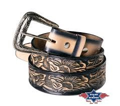 Western buckle& belt (BE015)