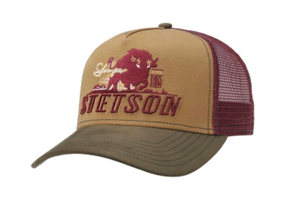 Stetson Trucker Cap - Bison