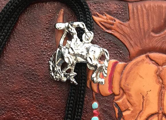Bolo Tie ~ rodeo rider