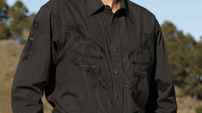 Starts & Stripes western shirt (Falcon)