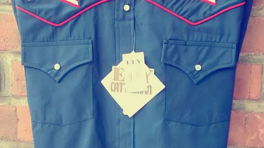 Ely Stars & Stripes Shirt         USA1