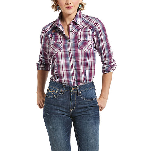Ariat Ladies Western Shirt - Incredible