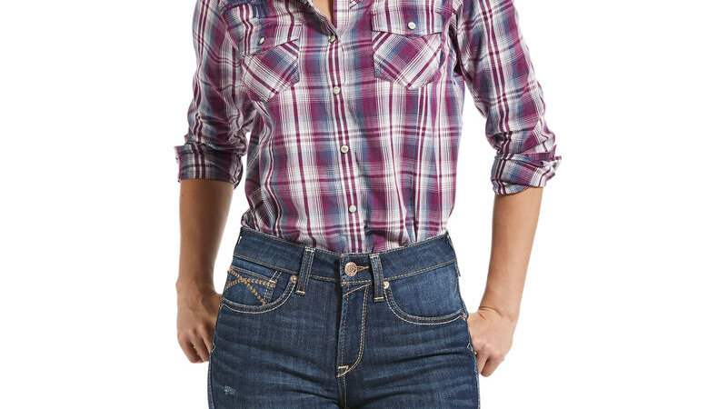 Ariat Ladies Western Shirt - Incredible