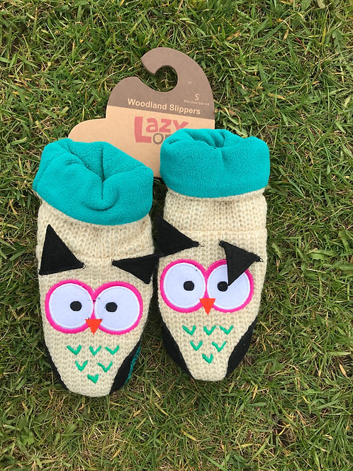 Lazy One Woodland Slippers