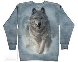 Mountain Wolf Fleece