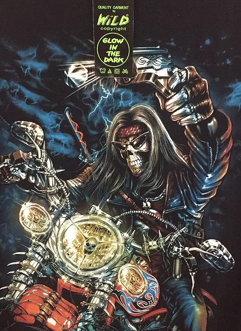 Wild t-shirt ghost rider