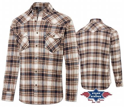 Hemdon Stars & Stripes Western Shirt