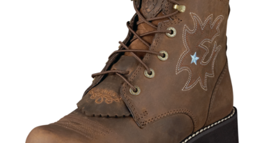 Ariat Ladies Probaby  Lacer Boots