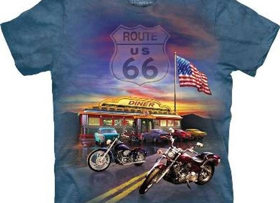 Mountain Route 66.   M07