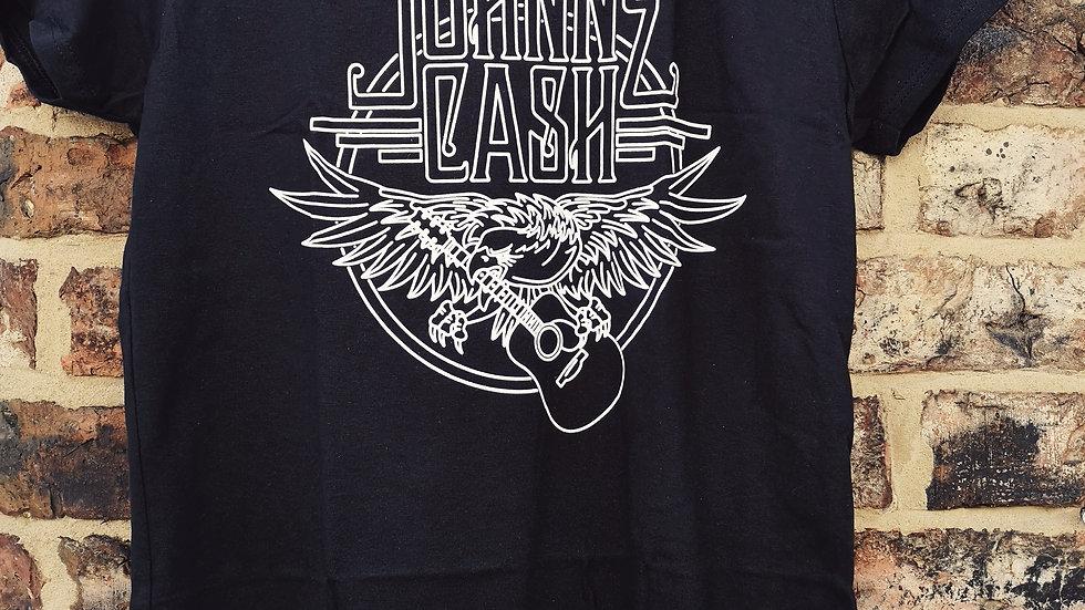 Ladies Johnny Cash T Shirt