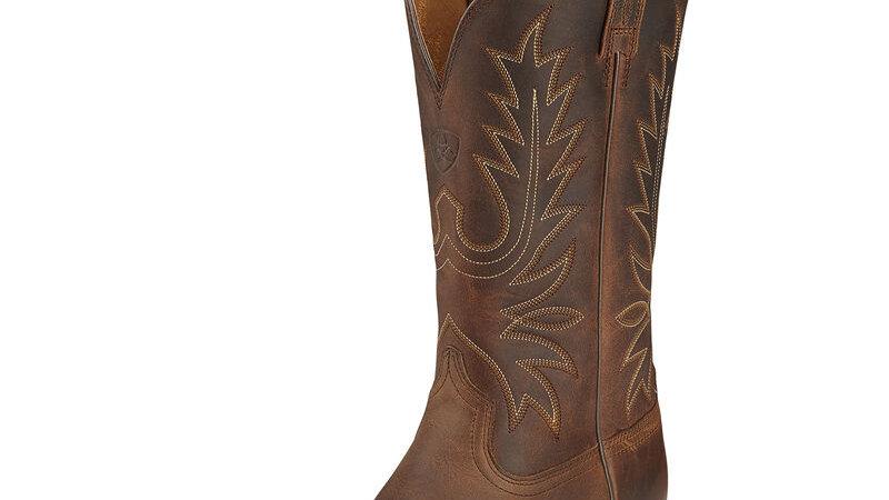 Ariat Ladies Boot - Heritage Western R Toe