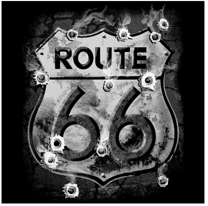 Route 66 Bullet (USA26)