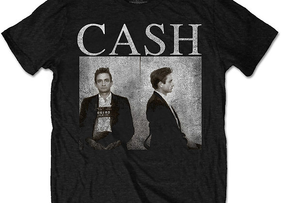 Johnny Cash Mug Shot