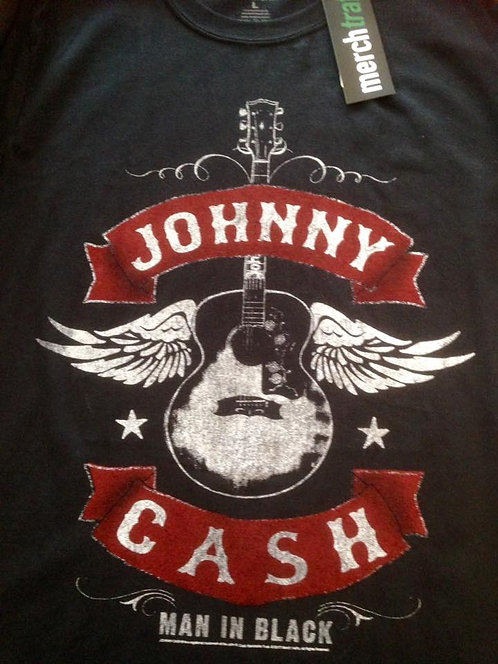 Johnny Cash Winged guitar    MU5