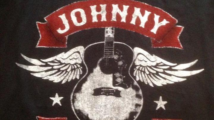 Johnny Cash Winged guitar    MU5