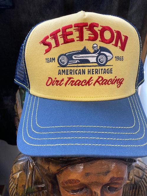Stetson Trucker Cap - Dirt track racing